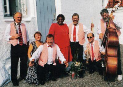 8 A Jazzkompagniet Femø Kirke 1996