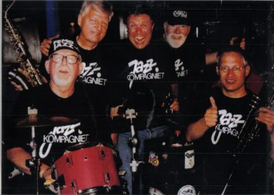 8 - Jazzko med Kim Menzer 2004