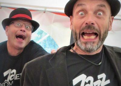 Lars og Christian August 2017
